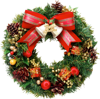 Christmas-Wreath-High-res-psd88499